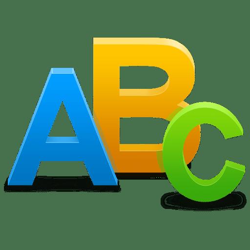 gemini letters icon