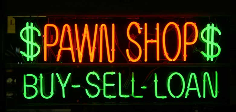 Professional Business Signage for Pawn Shops