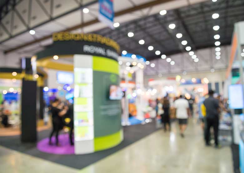 Alternative Trade Show Display Uses