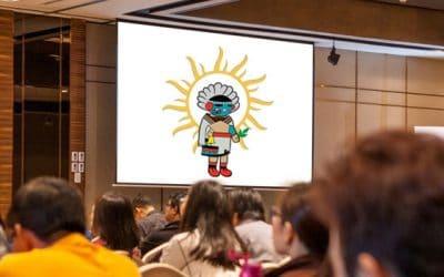 Using Signage to Improve Conference Organization