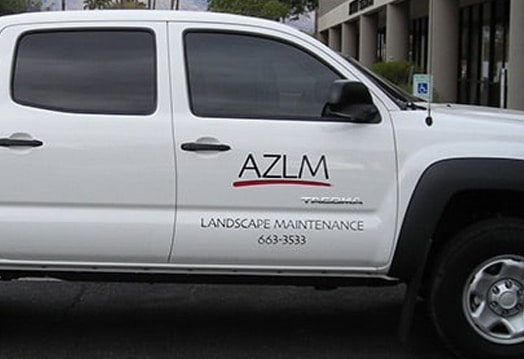 vehicle lettering 4