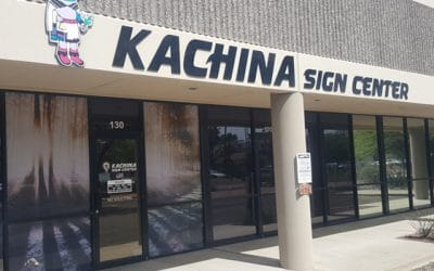 Benefits of Using a Local Sign Company