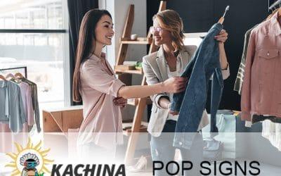 POP Signs