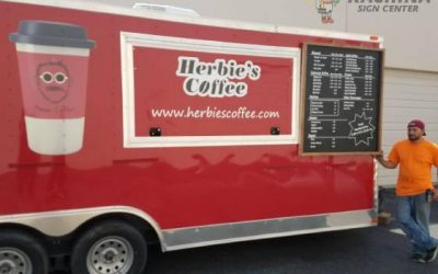 Design your own food truck wrap.